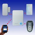 La nueva tecnología de internet basado en nube de alarma inalámbrica ip fc-300