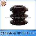 Porcelana esmaltada grillete eléctrica del aislador ED-2C