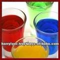 soluble en agua de color de los alimentos