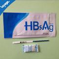 caliente la venta de porcelana de calidad agradable y precio competitivo de la hepatitis b prueba de hbsag