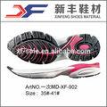 alta qualidade de jinjiang correndo fábrica de calçados na china