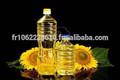 aceite de girasol refinado en botellas de plástico y a granel