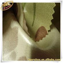 1050d camuflaje impresa tela de nylon cordura