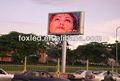 calidad perfecta a prueba de agua al aire libre de publicidad electrónica de la junta