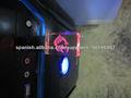venta caliente de la nueva novedades insignia del laser tallando con 4GB LED brillante unidad flash usb