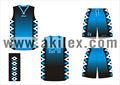 camiseta de baloncesto sublimados personalizados y cortos