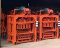 Qtj4-40 sólido bloque que hace la máquina china del bloque que hace la máquina en el sur de áfrica