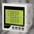 Analógica vatímetro ethernet medidor de potencia el poder multiplicador de rh- 3d2y