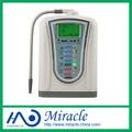 El cuidado del cuerpo ionizador de agua MS368