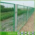 tubo cuadrado galvanizado recubierto de pvc de metal marco de la cerca fábrica de la venta