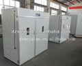 De alta calidad automático de huevos de pollo de incubación de la máquina para incubar wq-5280