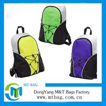 venta al por mayor de viaje mochila de colores deportivo único para las mochilas de las niñas adolescentes