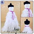 español jj3542 vestidos de novia estilo trompeta vestido de novia volante patrones libre