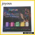 2014 best selling moda bigen tintura de cabelo temporária de cabelos coloridos giz natural tintura de cabelo hd-s0502