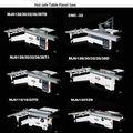 Herramienta para trabajar la madera panel de precisión vio/deslizamiento sierra de mesa 3200mm 2014 nuevo estilo hecho en china