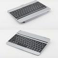 teclado de Bluetooth Wireless de aluminio para ipad air