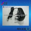 AC adaptador de salida de 12v 1a