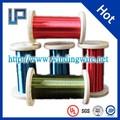 pt4-pt200 uso imán alambre redondo de cobre instrumento moderno para generador