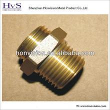 caliente venta personalizada de precisión cnc piezas de latón fabricante