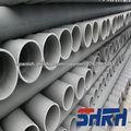 sch80 pvc industrial de suministro de agua
