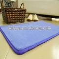 de espuma de memoria shaggy alfombras de poliéster de corte pila de alfombras de espuma