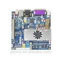 Electrónica de consumo atom d525 ddr3 2gb portátil/placa base de la industria