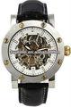 swiss relógios automáticos relógio dial esqueleto