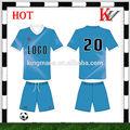 2014 nuevo estilo de ventas al por mayor de fútbol jersey camisa