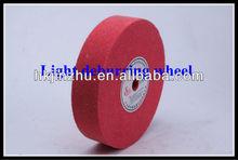 2013 no tejido de la rueda de pulido para el pulido de metales
