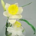 Navidad artificial decoración floral, decorativo plástico mayorista de flores
