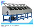 6 grupo automático de tubo redondo/tubo/barra redonda máquina de polimento