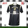 venda quente personalizado tamanho xxxl de camisas de futebol