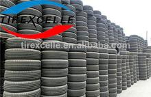 ruedas de coche de neumáticos usados para la venta