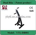 Nova patente da bicicleta dupla/baratos dual mini moto/bicicleta de exercício para os braços& pernas