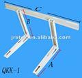 Qkk-1 de pared soporte de apoyo/soporte de aire acondicionado( un/parte c)
