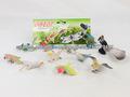 juguete para niños pájaro plástico