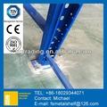 sistema de almacenamiento vertical de la tubería y sistema de estanterías