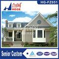 2014 buen diseño prefabricados hecho en china/prefabricadas casas de bajo coste