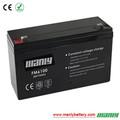 VRLA de plomo-ácido de la batería de 16v 10ah en baterías de almacenamiento