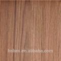La membrana de pvc papel de aluminio para la puerta/pvc muebles decorativos de papel de aluminio