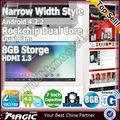 Rockchip rk3066 corteza- a9 de doble núcleo 7 tablet pc mid q88