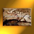 alta qualidade artesanais pintados à mão pintura em tela
