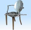 philippe starck kong cadeira em inox
