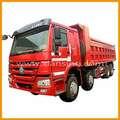 diesel relógios 371 potência sinotruk caminhão 8x4 dumper