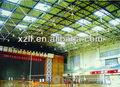 Clarabóia de vidro aço truss arquibancada do estádio/stand