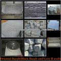 (CE + Quarry) Gris chino y Negro Basalto Piedra