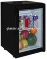 La absorción xc-40 mini-refrigerador/nevera con la puerta de vidrio