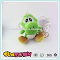 personalizados promocionales dinosaurio de juguete de felpa, de dibujos animados juguetes de dinosaurios