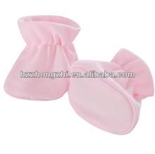 bebé de alta calidad de algodón suave calcetín del zapato
