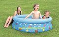 Los niños de plástico de la piscina de natación, piscina de natación para niños